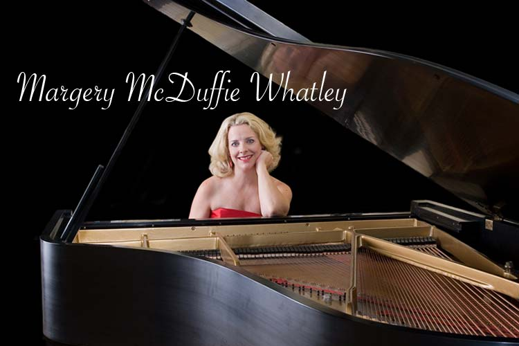 Margery McDuffie Whatley Classical Concert Pianist